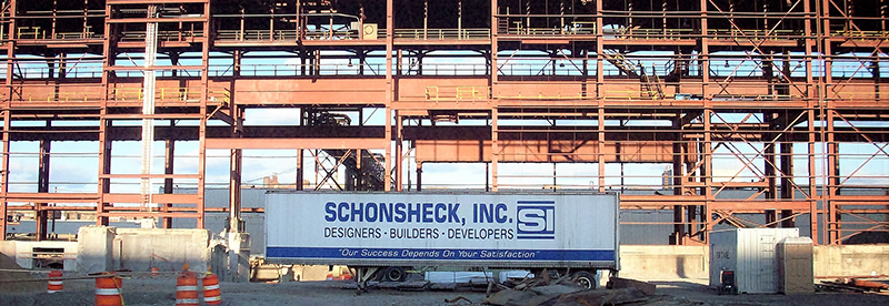 Pre Engineered Metal Buildings Canton MI - Design Build, General Contractor - Schonscheck, Inc. - 100_2328-banner