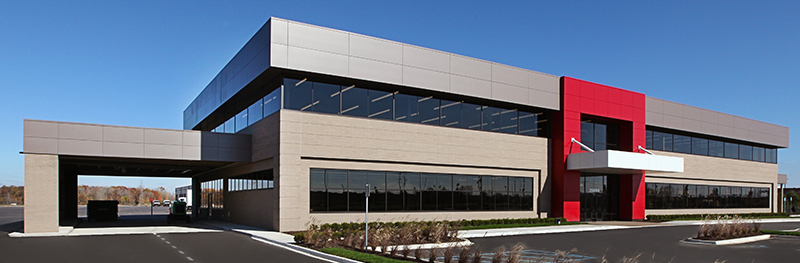 LEED Certified Construction Warren MI - Design Build, General Contractor - Schonscheck, Inc. - GRV_Exterior