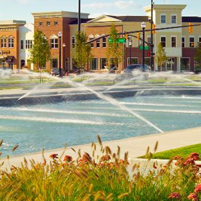 City of Wixom Village Center Area