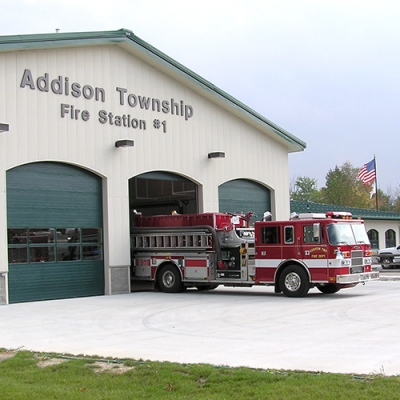 Addison Township Fire Station
