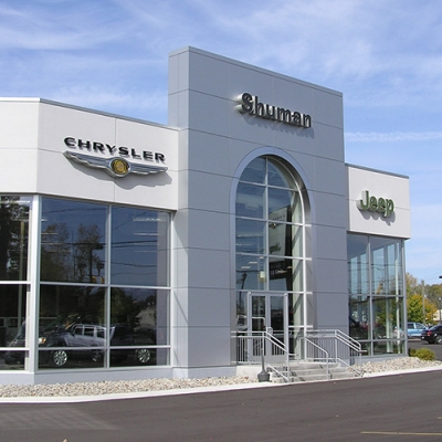 Shuman Chrysler Dodge Jeep Ram SRT