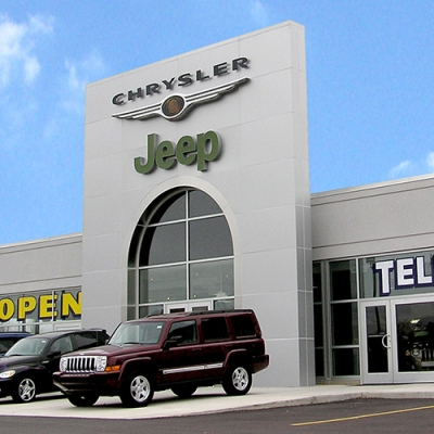 Telegraph Chrysler Jeep